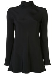 Peter Cohen Roll Neck Top Black