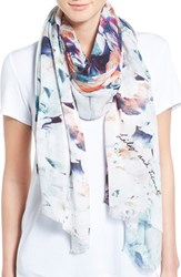 Lily And Lionel Women's Lily And Lionel 'Kala Pistachio' Modal Scarf