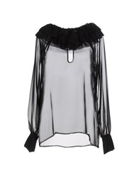 Nora Barth Blouses Black