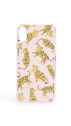 Skinnydip Pink Tiger Iphone X Xs Case Tiger Print