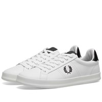 Fred Perry Authentic B721 Vulc Leather White