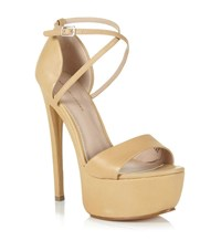 Kg By Kurt Geiger Kg Kurt Geiger Nanette Leather Platform Female