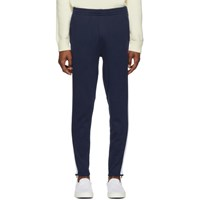 Polo Ralph Lauren Navy Interlock Lounge Pants