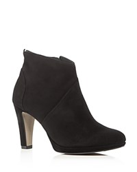 Paul Green Kassy High Heel Booties Black