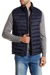 Joe Fresh Quilted Vest Blue