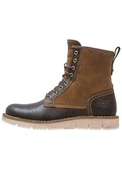 Timberland Westmore Winter Boots Chestnut Brown