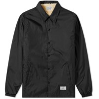 Wacko Maria Type 5 Boa Coach Jacket Black