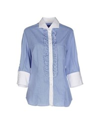 Seventy Shirts Shirts Women Blue
