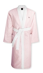 Ralph Lauren Home Oxford Bath Robe Pink