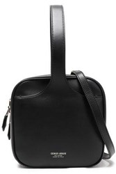 Giorgio Armani Woman Leather Shoulder Bag Black
