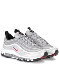 Nike Air Max 97 Og Leather Sneakers Grey