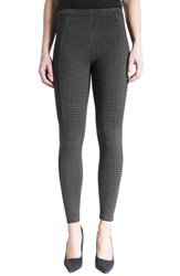 Liverpool Jeans Company Women's 'Reese' Houndstooth Knit Leggings