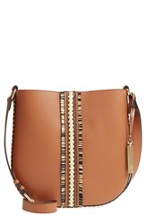 Vince Camuto Crossbody Bag Brown Spiced Brown