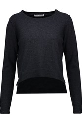 Autumn Cashmere Sweater Charcoal
