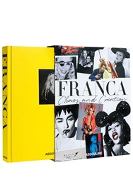 Assouline Franca Chaos And Creation Multicolor