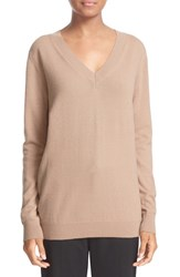 Vince Women's Cashmere V Neck Sweater