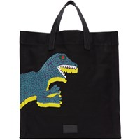 Paul Smith Ps By Black Large Dino Tote