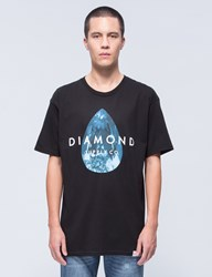 Diamond Supply Co. Teardrop S S T Shirt