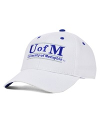 Game Memphis Tigers Classic Bar Cap White