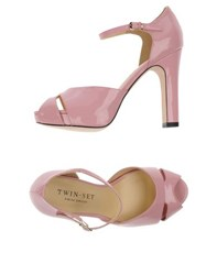 Twin Set Simona Barbieri Footwear Sandals Women