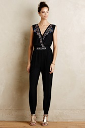 Twelfth St. By Cynthia Vincent Ojo Caliente Jumpsuit Black