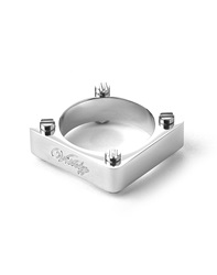 Vitaly Amici X Stainless Steel Ring