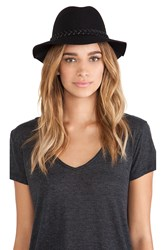 Rvca Rosy Fruits Fedora Black
