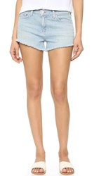L'agence The Perfect Fit Shorts Powder