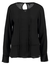 Banana Republic Blouse Black