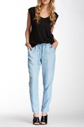 Cj By Cookie Johnson Care Drawstring Pant Blue