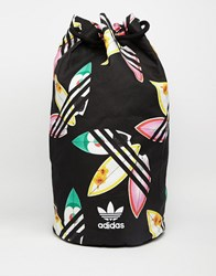 Adidas Originals X Pharell Williams Duffle Backpack Black