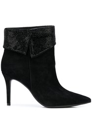 Lola Cruz Pointed Ankle Boots 60