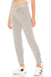Free People Ready Go Pant Gray