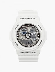 Casio White Retro Remix Ga 300A 7Aer Watch
