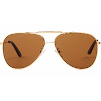 Oliver Goldsmith Gold Shiny Colt Sunglasses