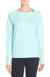Women's Under Armour 'Cozy' Coldgear Crewneck Sweatshirt