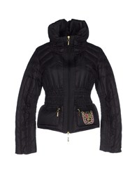 Roccobarocco Coats And Jackets Down Jackets Women Black