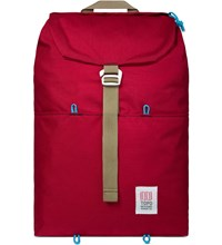 Topo Designs Red Trail Backpack