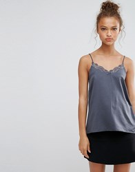 B.Young Silky Cami Ombre Blue