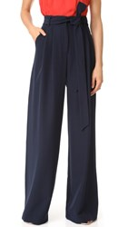 Milly Natalie Pants Navy