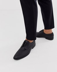 Jack And Jones Derby Shoes In Black