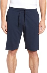 Tasc Performance Legacy Ii Semi Fitted Knit Gym Shorts Classic Navy