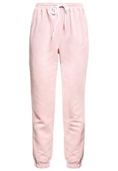 Missguided Tracksuit Bottoms Pink