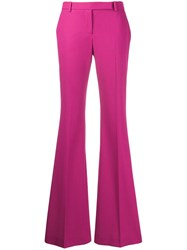 Alexander Mcqueen Flared Trousers 60