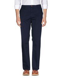Fred Perry Trousers Casual Trousers Dark Blue