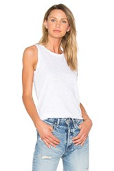 Current Elliott The Muscle Tee White