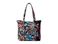 Vera Bradley Iconic Tote Butterfly Flutter Tote Handbags Multi