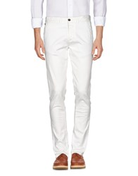 Yes Zee By Essenza Casual Pants White