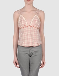 Miss Sixty Tops Pastel Blue