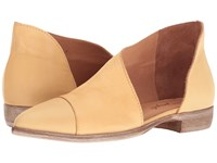 Free People Royale Flat Natural Women's Flat Shoes Beige